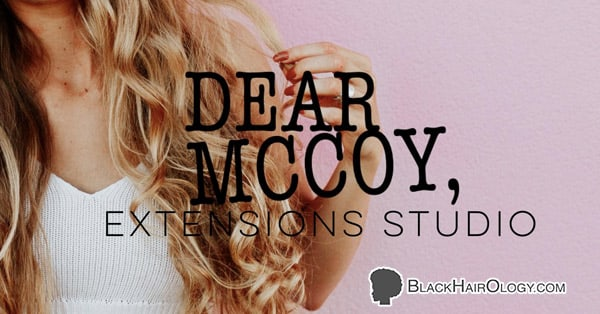 Dear McCoy - Black Hair Salon located in Little Rock, AR