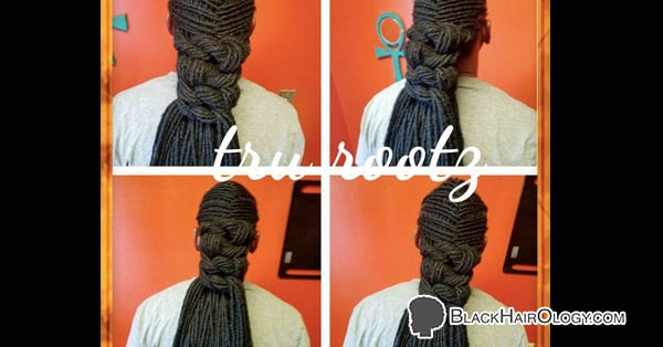 Tru Rootz Natural Hair Salon - Black Hair Salon located in New Orleans, LA