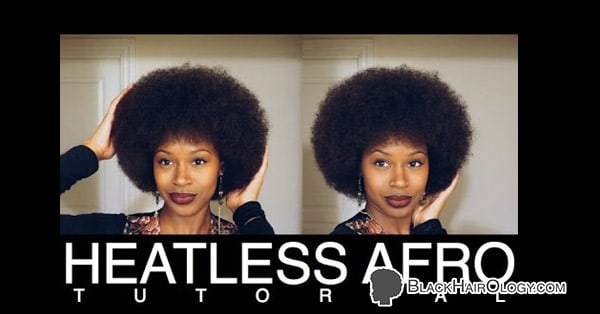 heatless-afro-tutorial