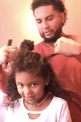 Dads Doing Hair - @taesdaddy_9012