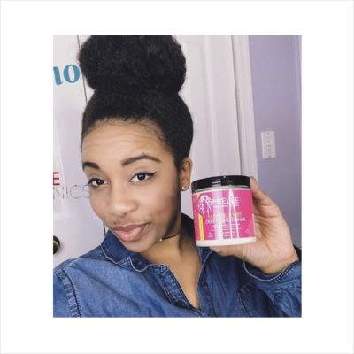 Babassu Oil And Mint Deep Conditioner by Mielle Organics