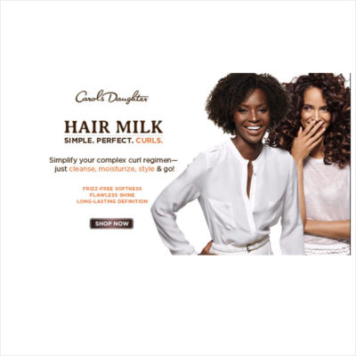 Carol's Daughter Hair Milk Nourishing & Conditioning 4-in-1 Combing Creme