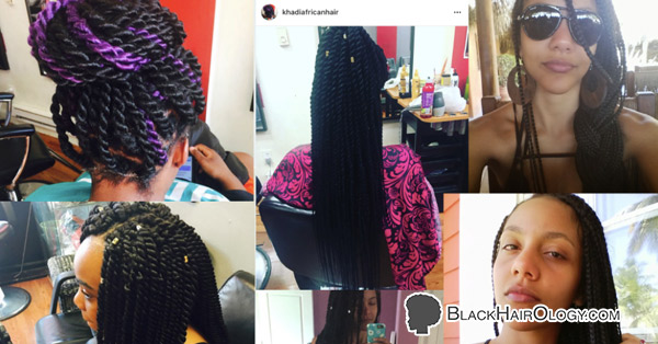 Khadi African Hair Salon - Black Hair Salon located in Jersey City, NJ