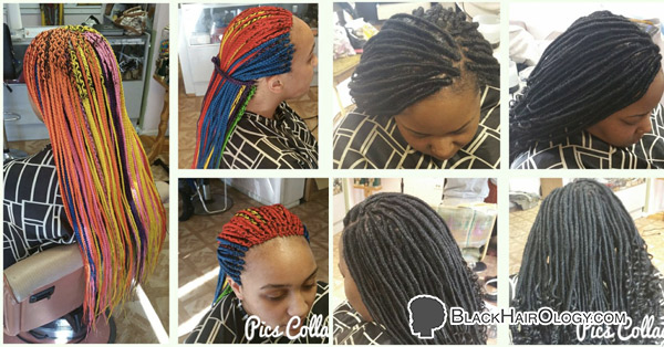 Creative African Hair Braiding - Black Hair Salon located in Flint, MI