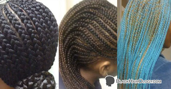 Image of Africa Hair Braiding is a Black Hair Salon located in Los Angeles, California.
